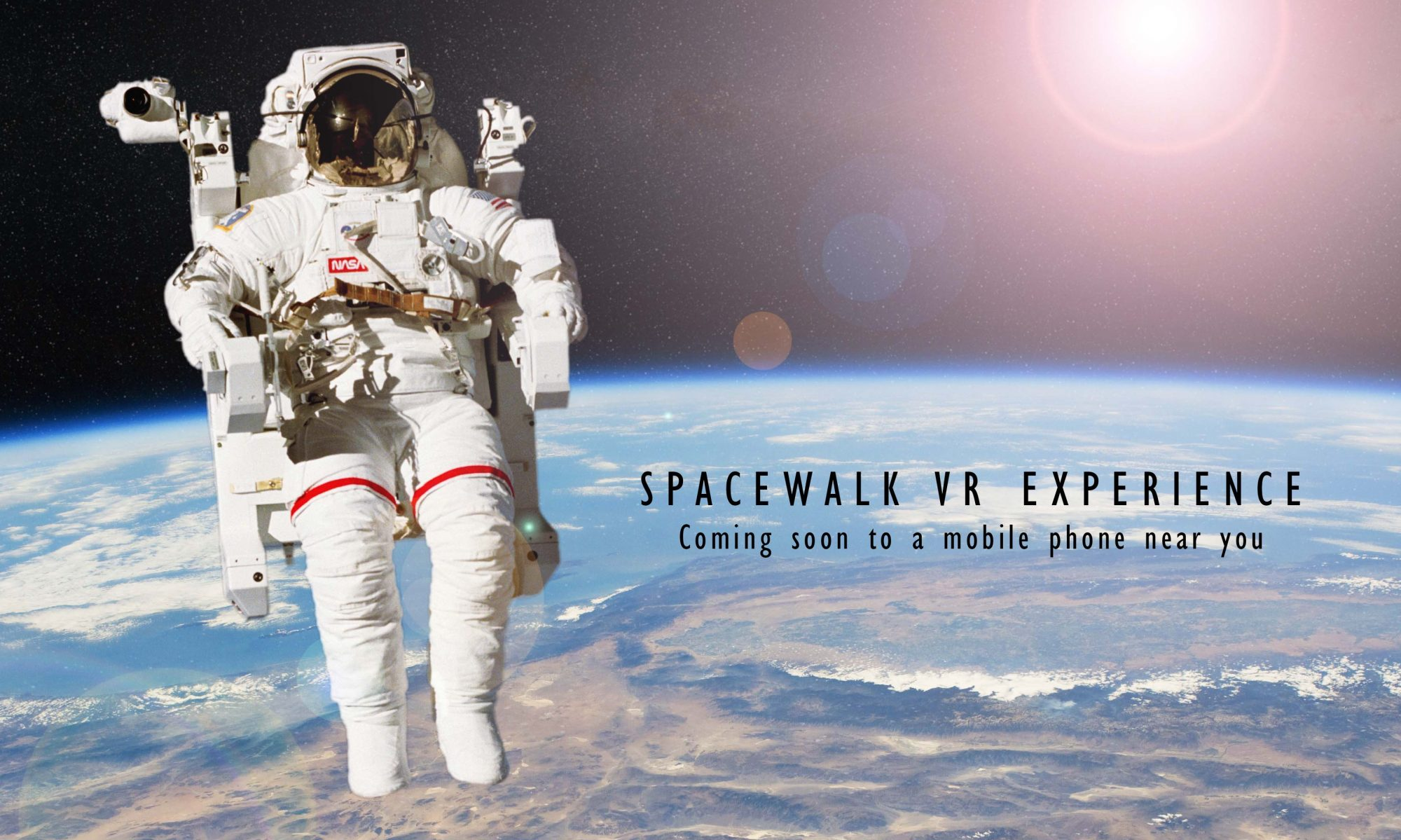 Spacewalk VR Experience by Forth Interact